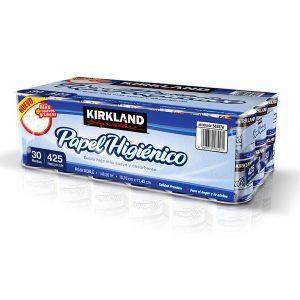 papel higienico Kirkland
